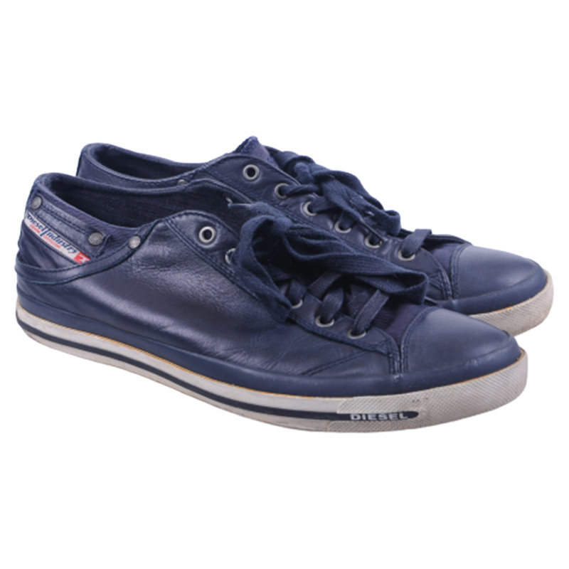 diesel exposure low i t6065 mens converse genuine leather casual shoes rrp-150