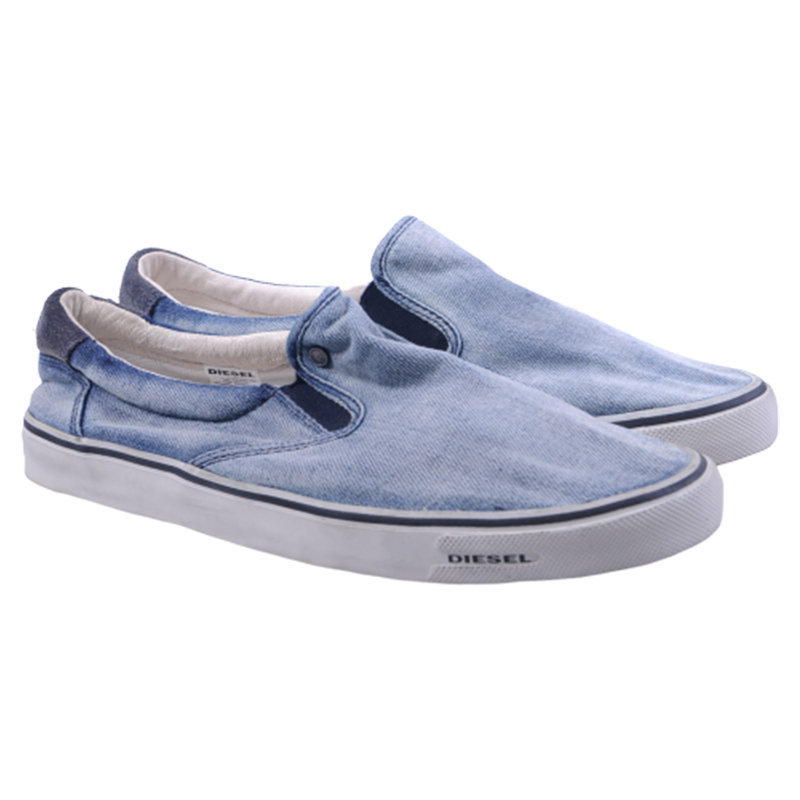 DIESEL Sub W Mens Denim Sneakers Slip