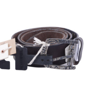 diesel boreno 00cx4e mens belts genuine leather casual waist belt brown italy