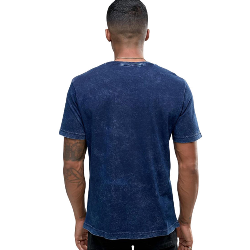 diesel t dinty mens t shirt short sleeve crew neck summer casual cotton tees