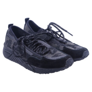 diesel s kby t8013 womens trainers lightweight lace up casual shoes rrp-149.99