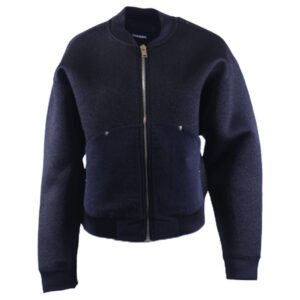 diesel f jonie 900 womens bomber jacket zipped stretch casual outwear black coat