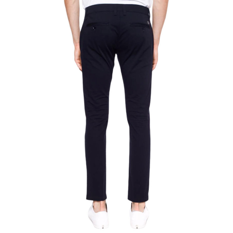 diesel chi thommer 0carp mens chino trousers cargo slim fit casual black pants