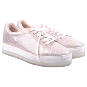 diesel womens trainers genuine leather lace up casual party shoes rrp-149.99
