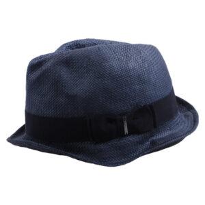 diesel crumyko womens straw fedora cowboy hat band ladies summer hawkins sun cap 1 of 4