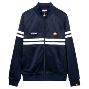 ellesse rominos sbc08220 girls track top jacket active wear top navy 16 years