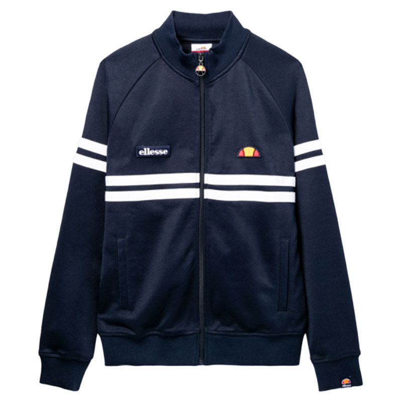 ellesse rominos sbc08220 girls track top jacket active wear top navy 16 years