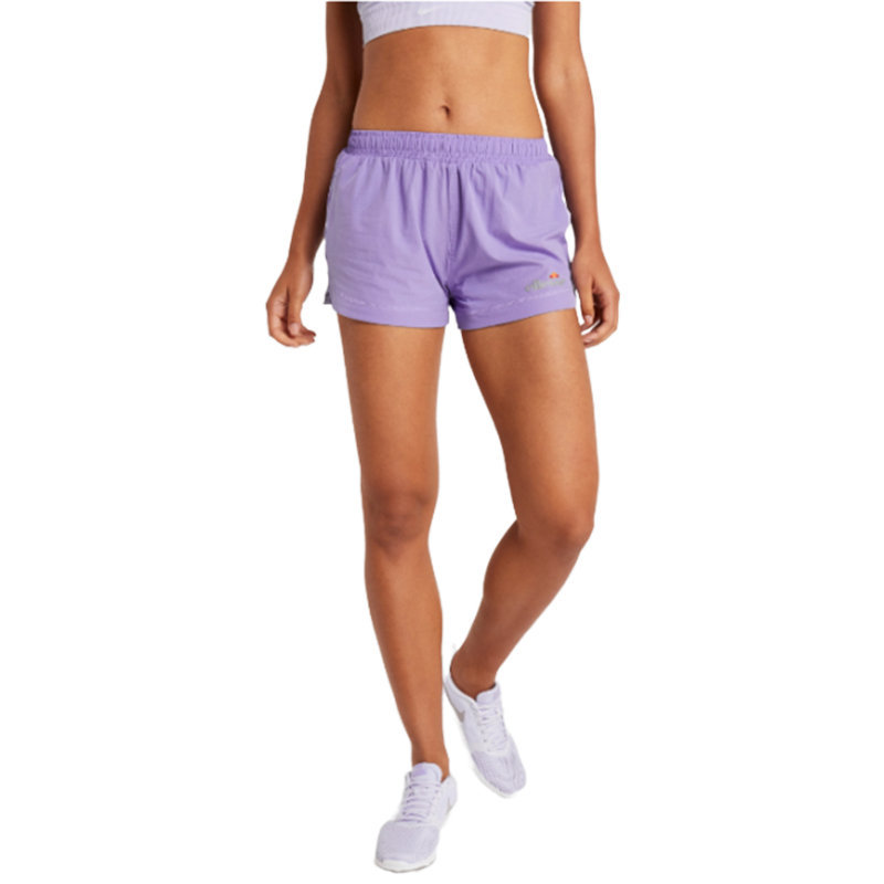 ellesse genoa poly shorts womens swim shorts purple ladies summer beachwear pant