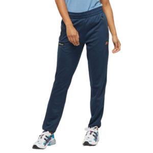 ellesse taranto sra06383 womens track pants navy jogger jog pant sweat trouser