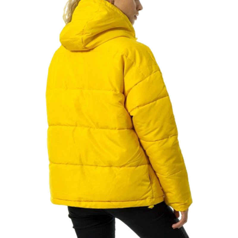 ellesse pejo sgy05501 womens puffer jacket quilted hooded padded winter coat