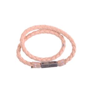 diesel womens bracelets ladies wristband vintage stud closing braided bracelets