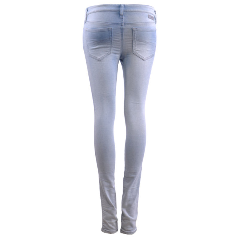 diesel skinzee ne 0681c womens denim jogg jeans super slim fit skinny sweat pant