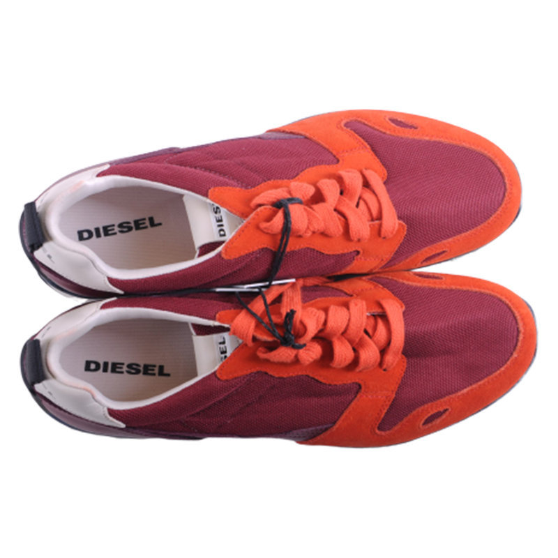 diesel cortt s rv low mens trainers leather lace up classic running shoes rp-170