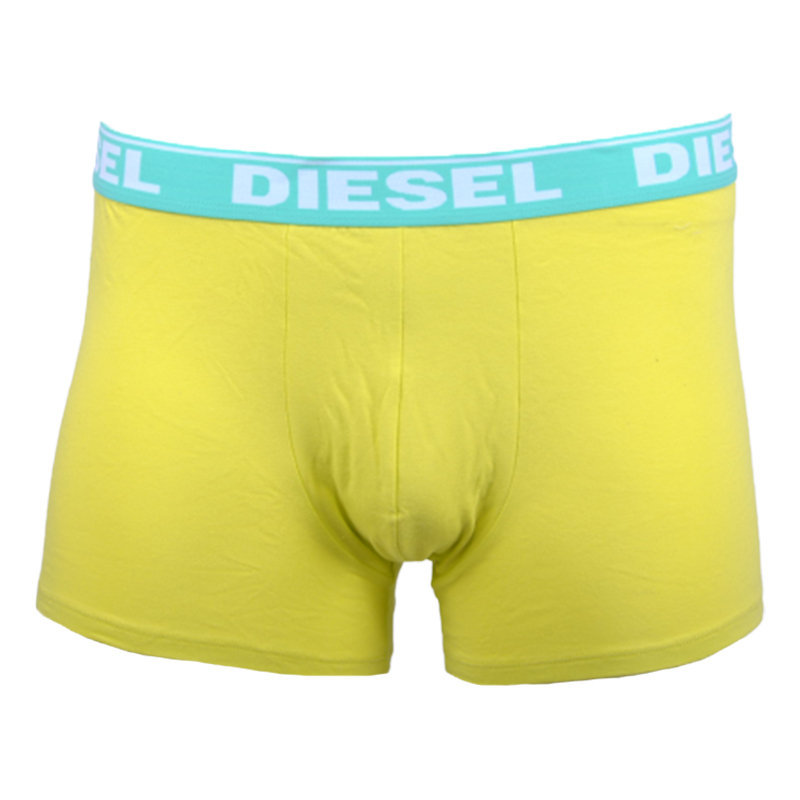 diesel umbx shawn mens boxer shorts stretch soft cotton trunks 3x pack underwear
