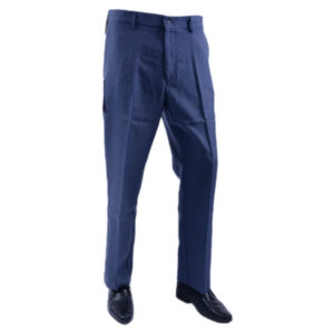 farah classic 020190m jw indigo 439 mens trousers flat front straight pant