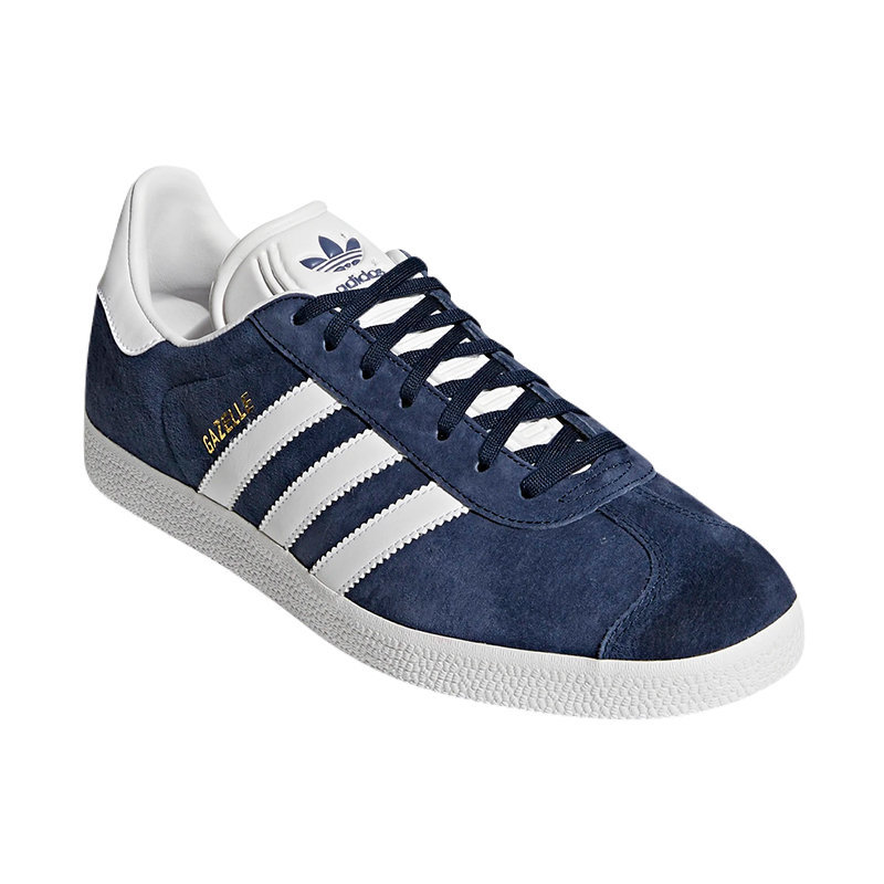 adidas gazelle bb5478 mens gazelle trainers og original nubuck leather navy sued