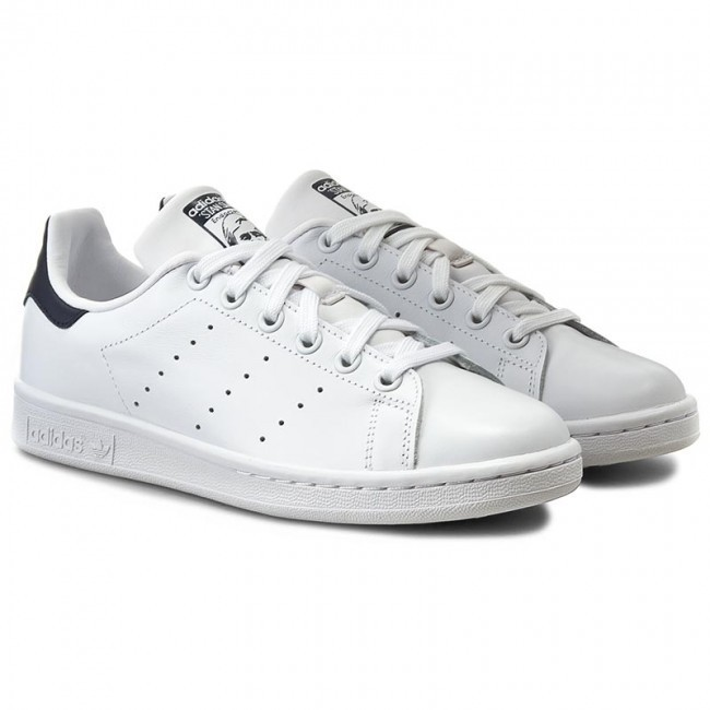 adidas stan smith m20325 mens trainers original casual sneaker navy white shoes