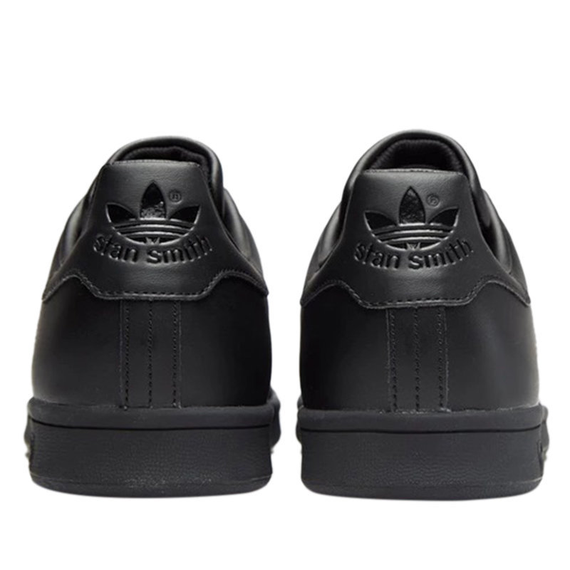adidas stan smith m20327 mens trainers casual sneakers original black leather