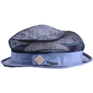 diesel cesar 0caab 900 womens fadora hat casual homburg summer tribly cap italy 1 of 6