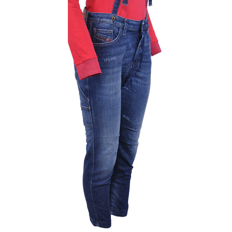diesel eazee work 0836w womens denim jeans ladies suspender slim jeans jumpsuits