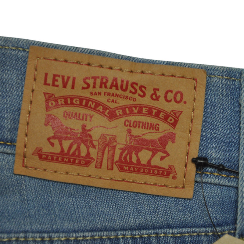 levi's 710 womens levi denim jeans super slim casual plain stretch faded jeans