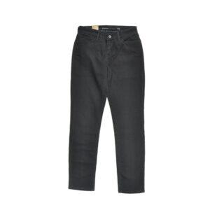 levi's womens denim jeans demi curve mid rise skinny casual plain faded black