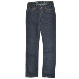 levis womens denim jeans levi slight curve slim skinny casual plain stretch blue