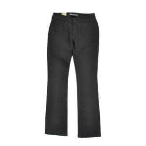 levi's womens denim jeans levi super slim casual plain stretch black levis pant