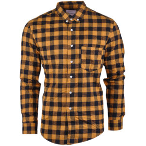 palm angles mens flannel check shirt soft cotton full sleeve casual shirt