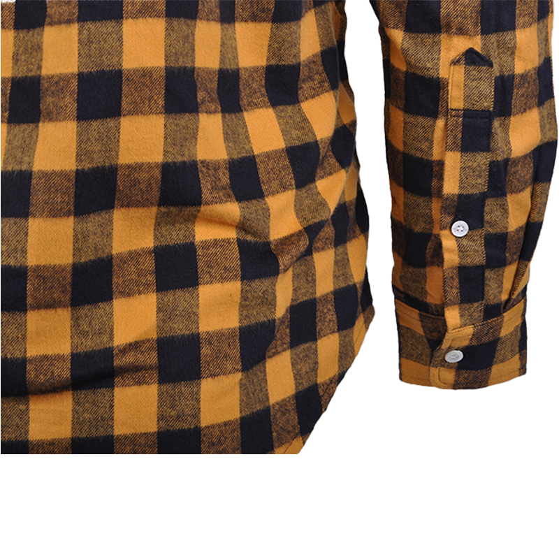 palm angles mens ​​​​​​​flannel check shirt soft cotton full sleeve casual shirt