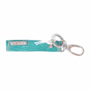 diesel acrox 5cm unisex keyring leather vintage fob hook womens key holder italy 1 of 2