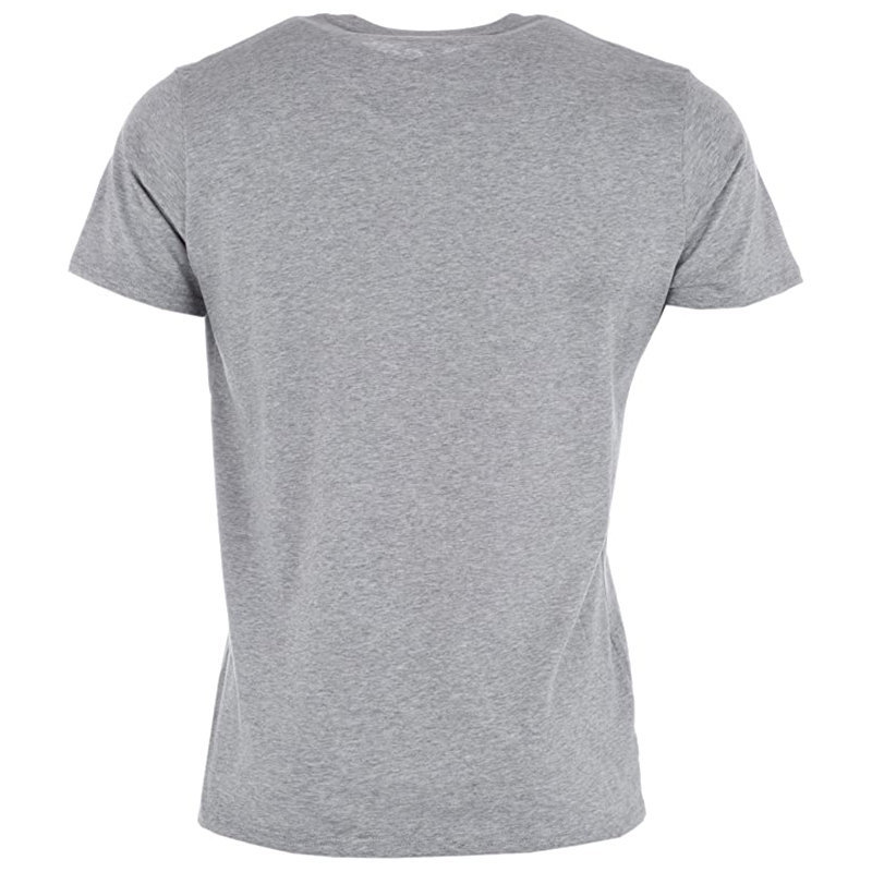 diesel t ballock r 0r91b mens t-shirt grey short sleeve cotton casual crew neck