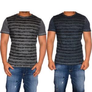 tom tompson mens t shirts 2-4 packs crew neck short sleeve regular casual tee