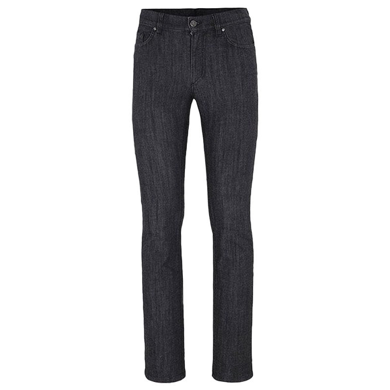 versace collection v600367s mens denim jeans regular fit trouser stretch pants