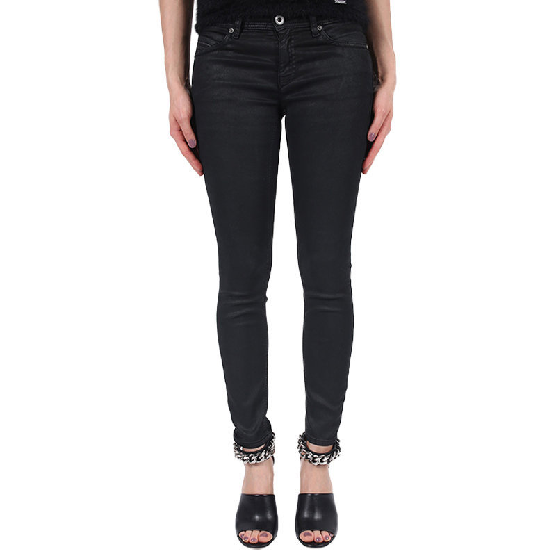 diesel black gold type 152 bg67i womens denim jeans stretch casual pant italy