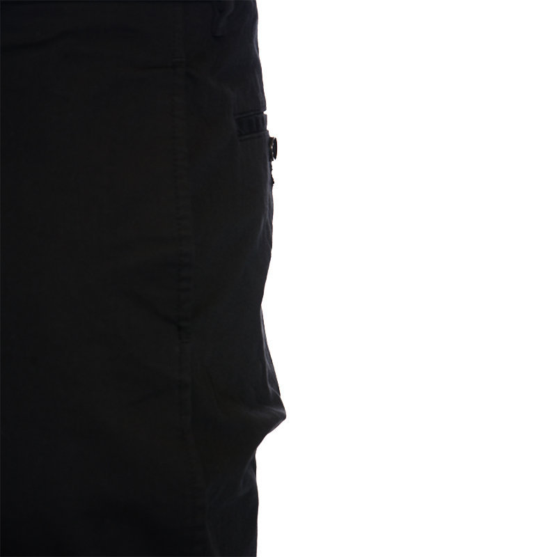 diesel chi deep smart 900 mens chino trousers stretch casual khakis black pants