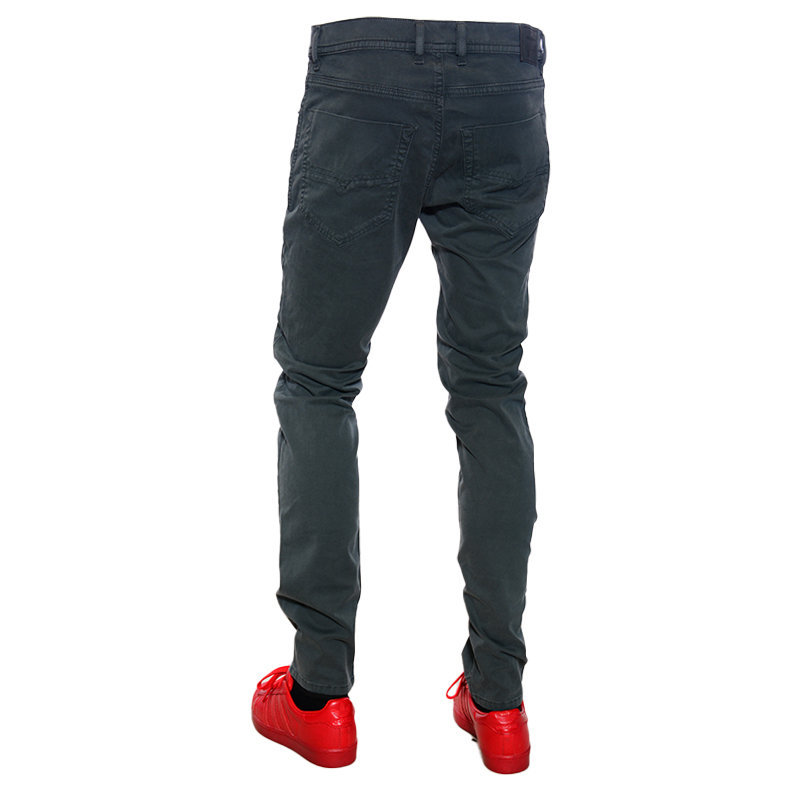 diesel r tepphar a rj0da 93r mens chinos trousers stretch slim fit carrot pants