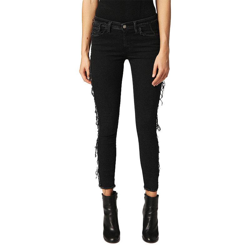 diesel slandy sp 0688g womens denim jeans casual pants super slim skinny trouser