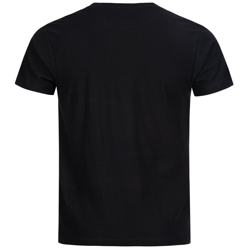 diesel t joe qb mens t-shirt crew neck short sleeve casual black top summer tee