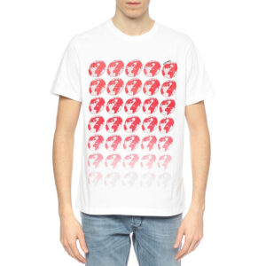 diesel t joe sc mens t-shirt short sleeve crew neck casual top cotton summer tee