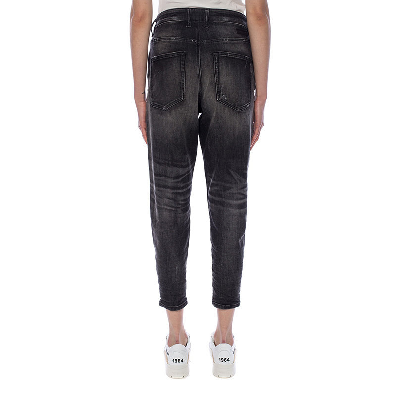 diesel candys t 0077s  womens denim jogg jeans regular slim fit trousers
