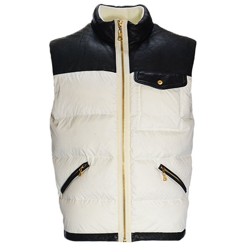 gf ferre mens bomber jacket padded body warmer winter outwear casual coat