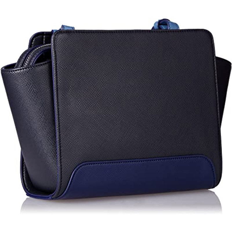 armani jeans 922551 womens handbag ladies party shoulder strap cross bag navy