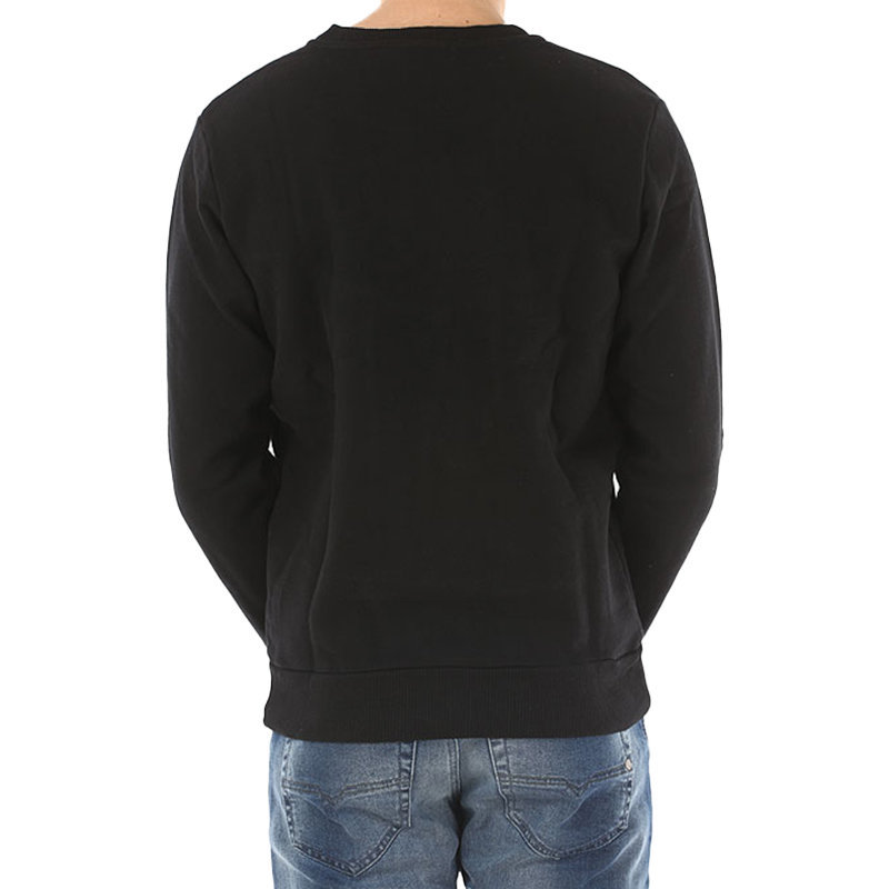 diesel s capitan mens sweatshirts crew neck long sleeve casual pullover jumper
