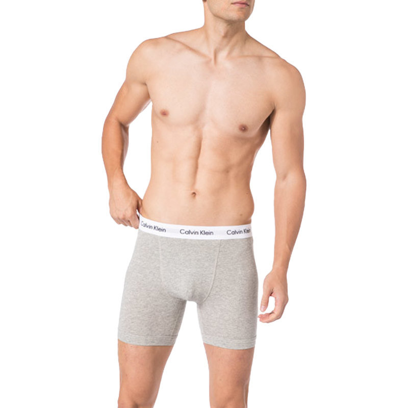 calvin klein nb1770a mp1 mens ck boxers briefs cotton shorts 3x pack underwear
