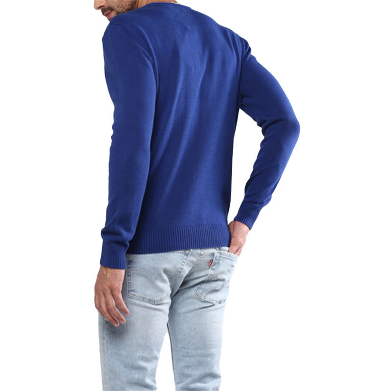 levis mens sweatshirt crew neck long sleeve casual logo pullover blue jumper