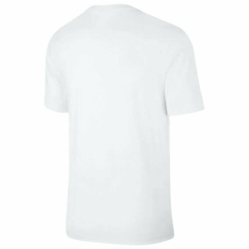 nike air max mens t shirt athletic cut cotton jersey fitness summer tee retro