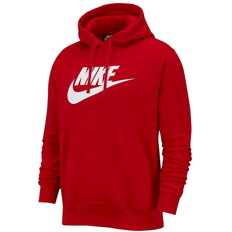 nike bv2973 mens hoodie casual sportswear club hooded top graphic men sweatshirt