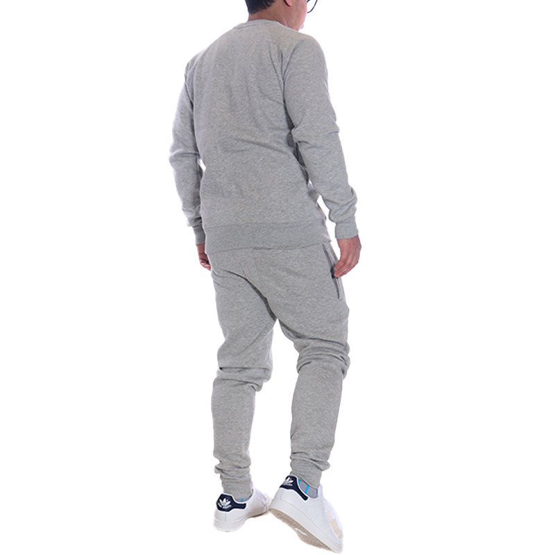 jack and danny mens full tracksuit set pullover sweatshirt joggers bottoms sport