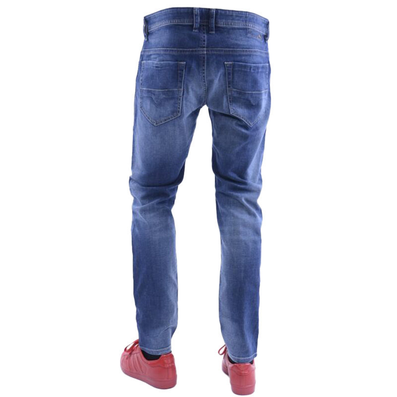 diesel thommer 084gr mens denim jeans slim skinny fit stretch cotton casual pant
